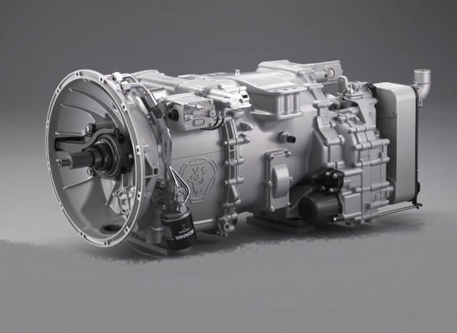 Scania Gearbox transmission repairs