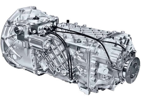 ZF Gearbox repairs, parts and servicing